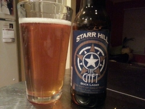 The Gift from Starr Hill Brewery
